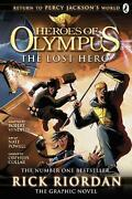 Heroes Of Olympus The Lost Hero The Graphic Novel By Rick Riordan English Pa