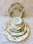 Marie Hand Painted Fine China By Meito Japan Discontinued 1939