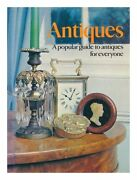 Antiques A Popular Guide For Everyone By Introduction By Peter Philp