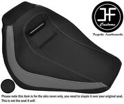 Grey And Grip Vinyl Custom Fits Harley Davidson Breakout 18-19 Front Seat Cover