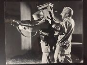 Genuine Hand Signed Dustin Hoffman And039papillonand039 8x10 Photo