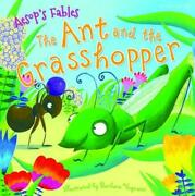 Aesop's Fables The Ant And The Grasshopper By Kelly Miles English Paperback Bo