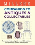 Millerand039s Companion To Antiques And Collectables By Anonymous