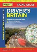 Philipand039s Driverand039s Atlas Britain Paperback By Philips English Paperback Book F