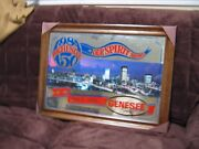 Genesee Beer Rochester, Ny150th Anniversary1984 Mirror