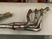 67-69 Camaro Ls Swap Headers For Art Morrison Front End Modified Primary Tubes