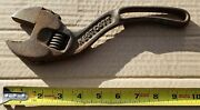 Vintage 10 Westcott Curved Cresent Wrench