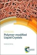 Polymer-modified Liquid Crystals By Ingo Dierking English Hardcover Book Free