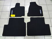 11-12 Chrysler Town And Country Carpet Floor Mats Stow And039n Go Set Of Five Mopar Oem