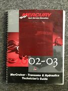 Mercury Mercruiser - Transoms And Hydraulics Techand039s Guide 02-03