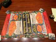 2 Uncut Half Sheets Abbott And Costello Jack And Beanstalk 1952 Posters Carrots
