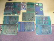 Lot Of 11 Electric Control Boards Bliley Hb2-02 Cm06fd Arco Wabash 464-1-1