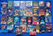 Zavviand039s Brand New Disney + Pixar Blu-ray Steelbooks Collection - 34 Titles