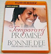 The Temporary Promise, Bonnie Dee 2017 Mp3 Cd Unabridged Audio Book Free Ship