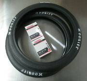 Jr. Dragster Racing Hoosier Front Tires Set Of 2- 16 X 1.5 With Tubes