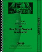 Oliver 80 Hart Parr 18-28 White 35 Tractor Service Repair Manual