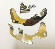 Stainless Steel Cradle Mount For Honda Crf50 Xr50. By Piranha Pit Bikes