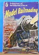 Model Railroading Lionel Soft Cover 1950 Second Printing 256 Pages