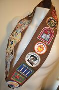 Girl Scouts 38 Patch Badge Pin North Carolina Brownie Cookie Usa Vtg 90s 1994