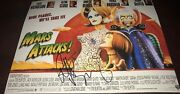Annette Bening Mars Attacks Actress Signed 11x14 Autographed Photo Coa 2