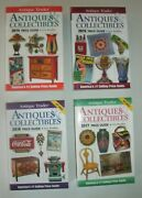 4 Antique Trader Antiques And Collectibles Price Guide 2014 2015 2016 2017 Unused