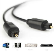 For Cd Dvd Players,blu-ray,dat Recorders,game Consoles Toslink Digital Optical