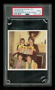 Psa 9 The Beatles 1968 Mister Softee Lord Nelsonand039s Star Cards