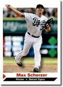 25 2013 Sports Illustrated Si For Kids 296 Max Scherzer Baseball Cards