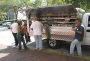 Mobile Food Truck Lunch Wagon Vendor Business And Marketing Plan - Combo Pack