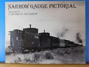 Narrow Gauge Pictorial Volume 5 Cabooses Of The Dandrgw
