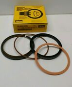 New Old Stock Parker 3.5 Viton Seal Guard Rod Seal Kit Rkwahl0355