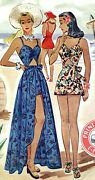 36 Play Set Doll Pattern Pick Your Size Barbie Or Tonner Dolls