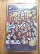 1998 Womenand039s Olympic Ice Hockey Gold Medal Signed Wheaties Box In Plexiglas Case