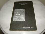 1522 Mill Creek Park Youngstown 1941 By Edward Galaida Softcover Foldout Map