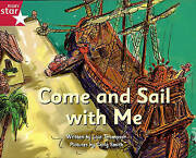 Come And Sail Pirate Cove Pink Level Fiction By Thompson, Lisa