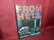 From Hell Paperback Alan Moore Eddie Campbell Softcover