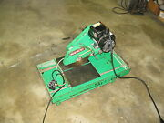 Edco Ed Co 10 Tile Saw Wet Saw Electric Clean Unit