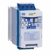 New Soft Starter Weg Ssw070255t5sz 220-575 Vac Rated 3 Phase 255a Rated.