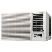 Lg 23000 Btu Window Air Conditioner Cooling And Heating Lw2416hr