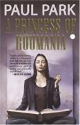 Complete Set Series - Lot Of 4 Princess Of Roumania Books By Paul Park