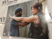 Chad Coleman And Norman Reedus Autograph 11x14 The Walking Dead Photo Gai