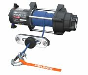 2018-2021 Genuine Polaris Rzr Rs1 Rapid Rope Recovery 4500lb Pro Hd Winch Kit