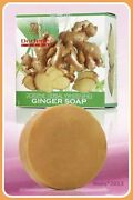 Dorlene Herbal Lightening With Coconutpalm Oil Andginseng Root Extract170g.soap