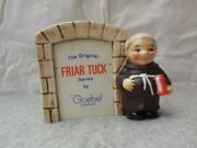 Goebel West Germany Friar Tuck Promotional Retail Display 1959 Perfect Condition