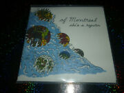 Of Montreal  She's A Rejecter  Rare 7 Vinyl  Polyvynil Recors Co