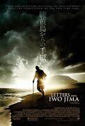 Letters From Iwo Jima Movie Poster 11 X 17 Inches Clint Eastwood World War 2