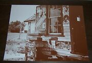 Photo Print 11 X 14 - Old Advertising Signs Rc Crush Coke Raleigh Camels +