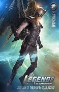 Legends Of Tomorrow Poster H - 11 X 17 Inches Hawkman