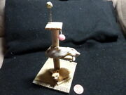 Neil Eyre Designs Harmony Kingdom Artist Cats On Cat Tree/scratching Post Ver21