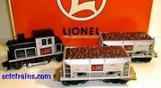 Lionel X1142 Command Equipped Ss 57 Switcher Set Mib